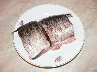 retete peste caras portionat pentru prajit, retete de peste, preparate din peste,