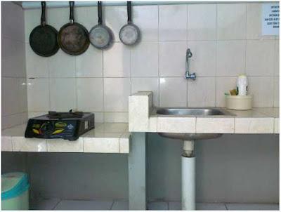 macam model meja dapur sederhana
