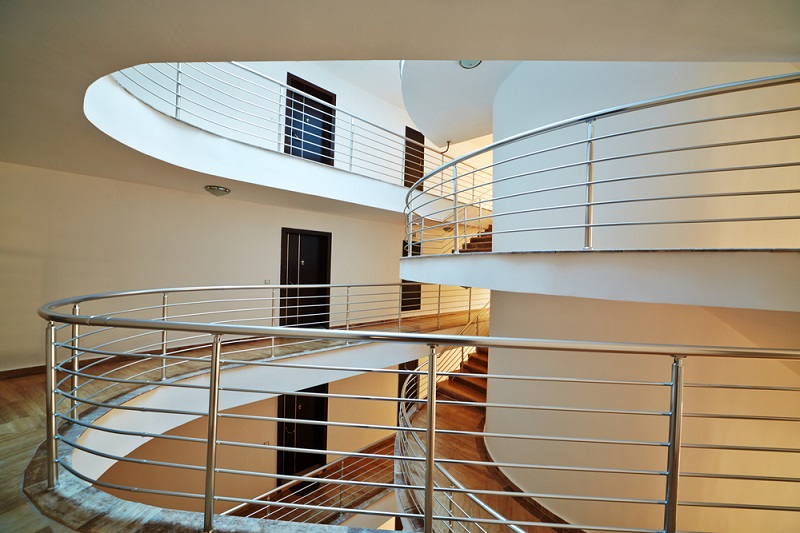 Advantages of choosing stainless steel handrails