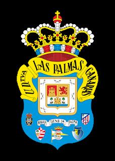 UD Las Palmas Logo Vector