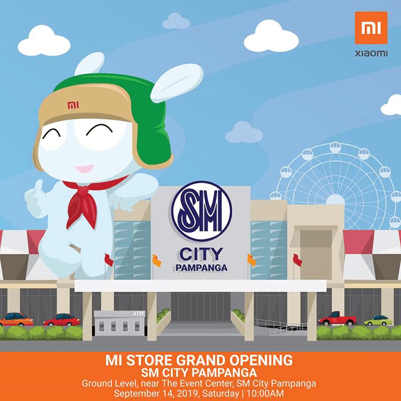 Xiaomi to open flagship store outside of Metro Manila on September 14!