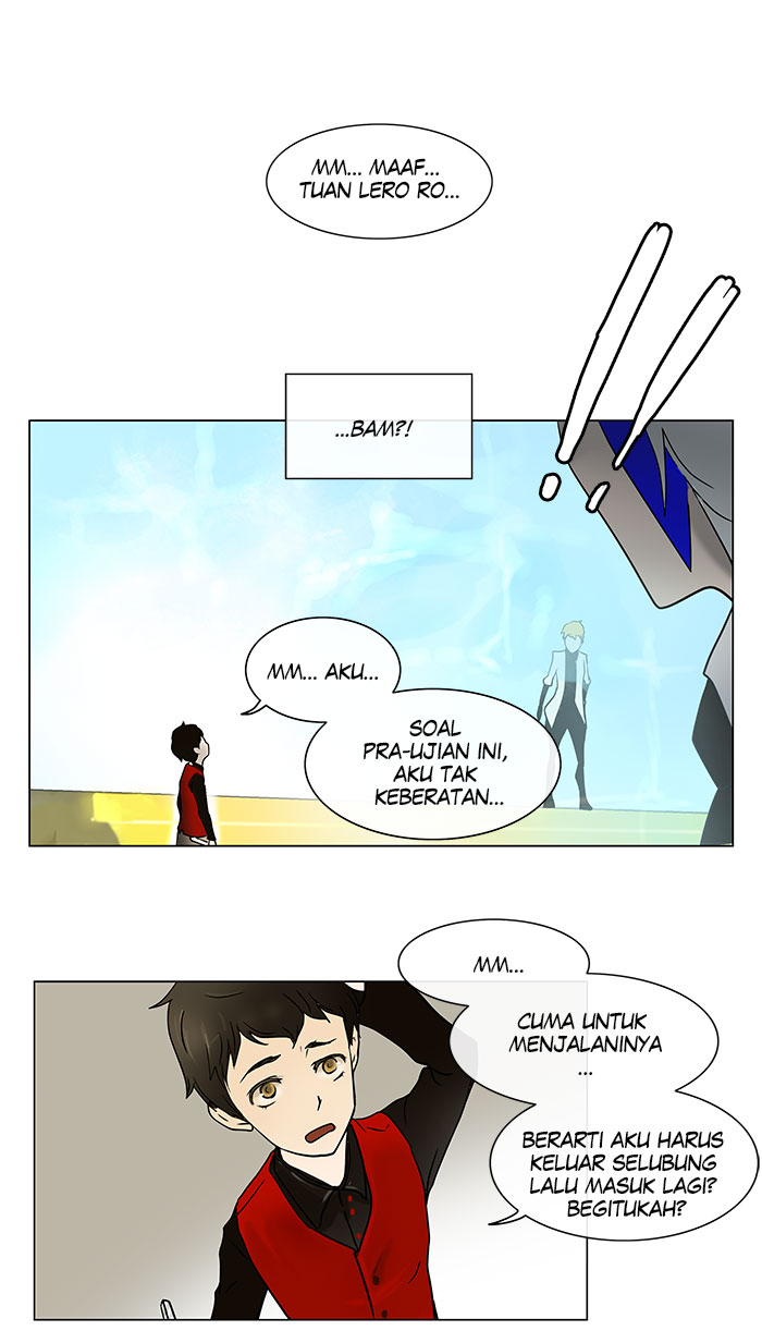Tower of God Bahasa indonesia Chapter 9