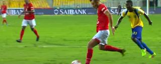 الأهلى يفوز على إطلع برة بنتيجة 9-0 منها هاتريك لـ حسين الشحات