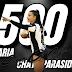 Το ρεκόρ των 500 τερμάτων της Μαρίας