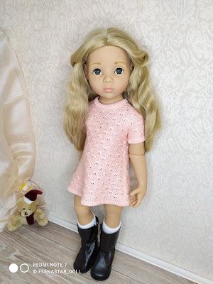 Кукла Готц