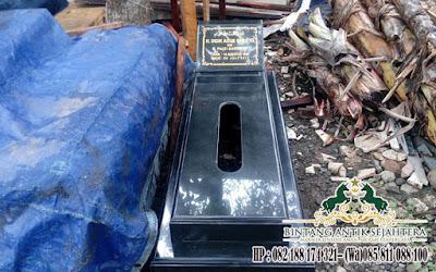 Makam Marmer Tulungagung, Makam Granit, Model Kuburan Islam Minimalis