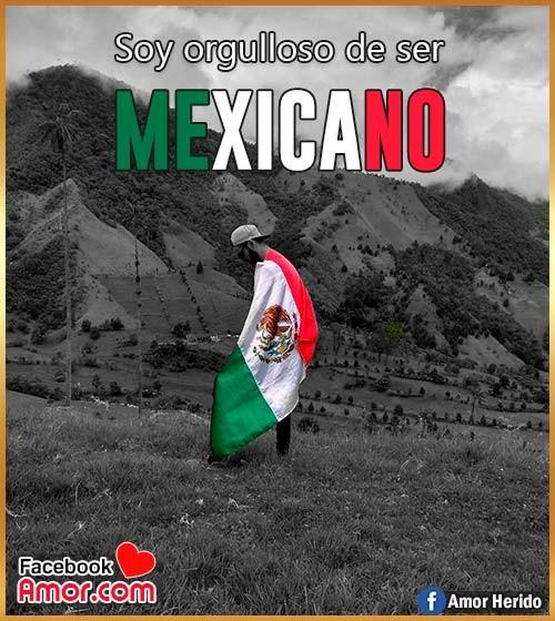 soy orgulloso de ser mexicano