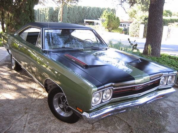 1969 Plymouth Gtx For Sale Buy American Muscle Car
