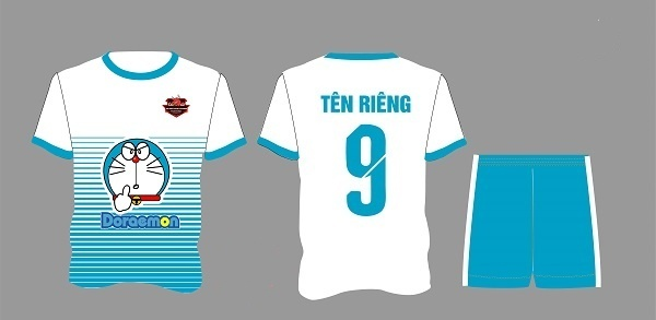 Mẫu đồng phục bóng đá 10
