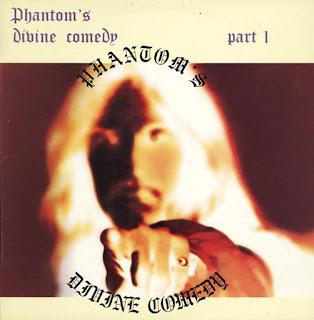 Phantom's Divine Comedy cover