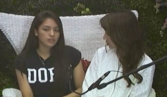 "Jane Oineza's Explanation on the ""No Comment"" Issue on Kathryn Bernardo"