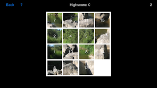 15 Puzzle iPhone