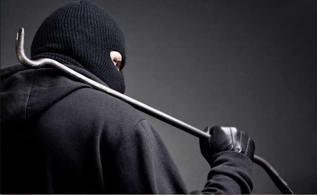 Delincuentes, robos, seguridad
