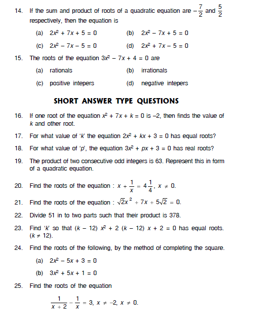Quadratic equations,completing square method,factorise,maths for 10 sa2,