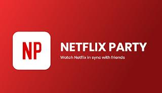 مشاركه الافلام والفيديو على Netflix مع الاصدقاء