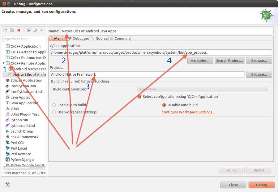 Puri's blog: Debugging native framework code of Android Java