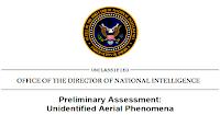 Pentagon UFO Report - Prelimary Assessment UAP 6-25-21