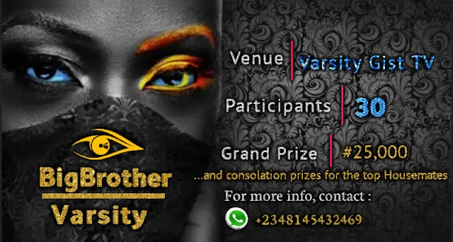 Introducing: BIG BROTHER VARSITY - Over 25K to be Won
