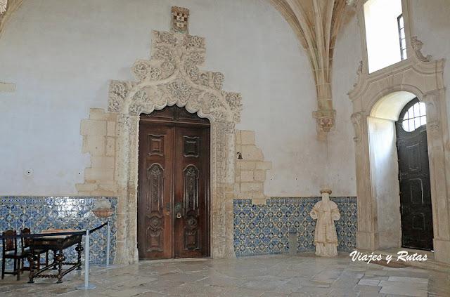 sacristía nueva de Alcobaça