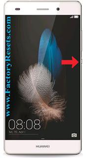 Soft-Reset-Huawei-P8lite