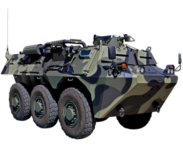 Anoa 6x6 Command