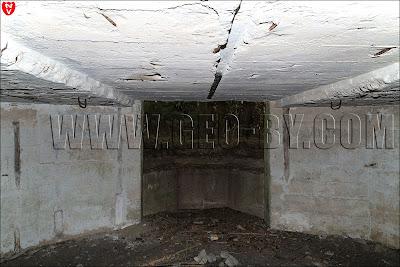 Внутри первого бункера