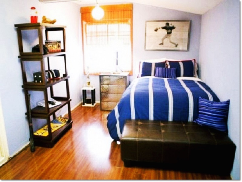 7 Cool Bedroom Ideas For Teenage Guys With Small Rooms ...