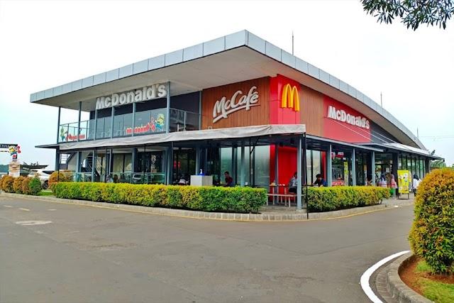 McDonald's Sukahati Cibinong