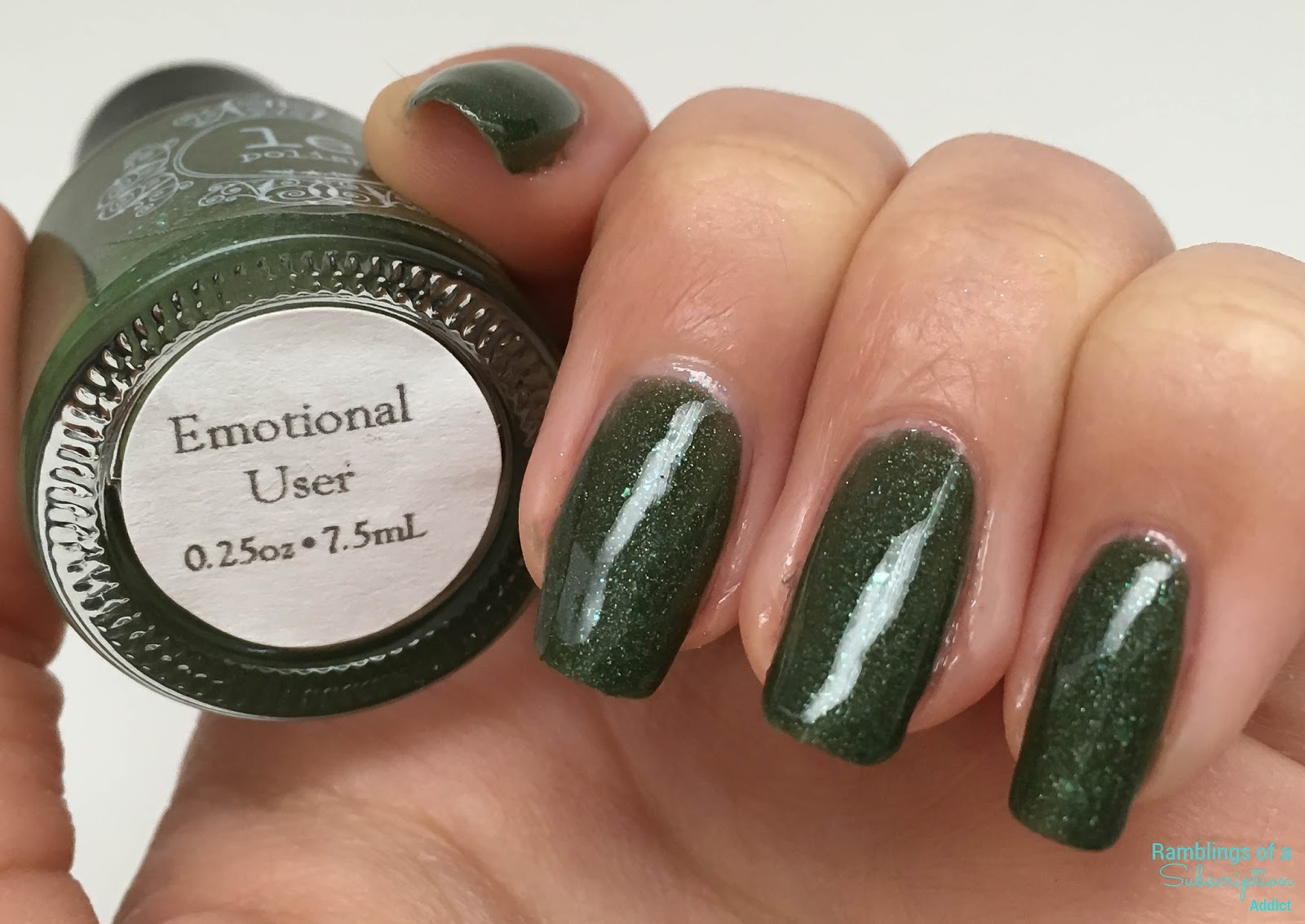 Polish Review - le Polish Ex-Women Collection | Ramblings of a ...