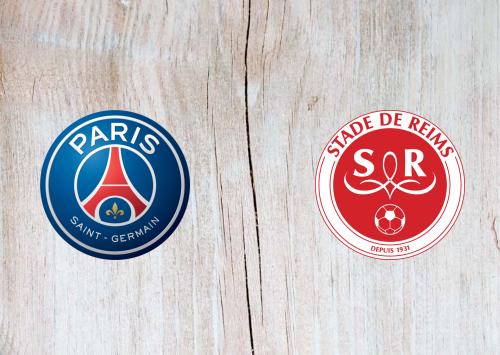 PSG vs Reims -Highlights 16 May 2021