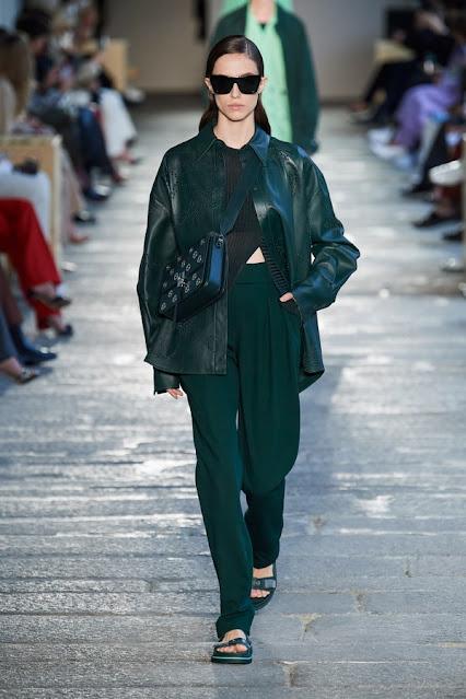 SS21, Fashion Show, Monochrome, trend report, fashion week, nyfw, Nyc, kelly fountain fashion Boss