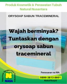 Orysoap Sabun Tracemineral TRACEMIN  80gram