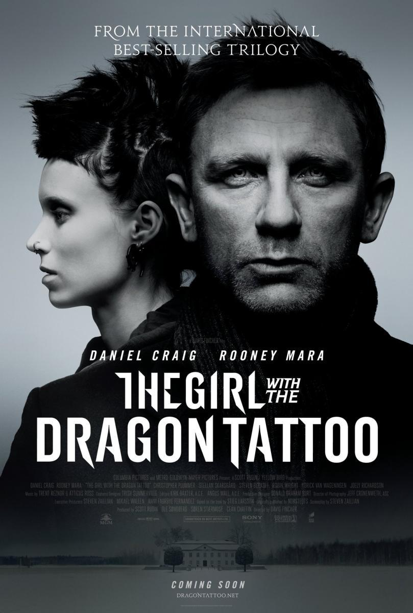 Download The Girl with the Dragon Tattoo (2011) Full Movie in Hindi Dual Audio BluRay 720p [1GB]