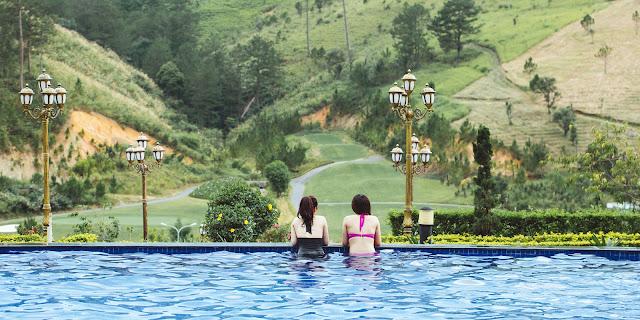 The HillSide LakeSide Flc LakeVille Sơn La - 2 phân khu chính của dự án