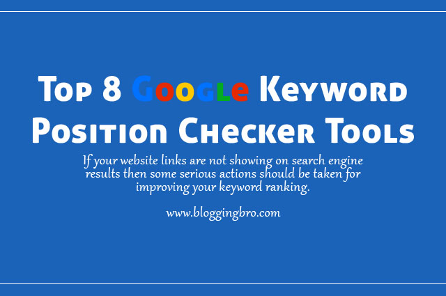 google-keyword-rank-checker-tools