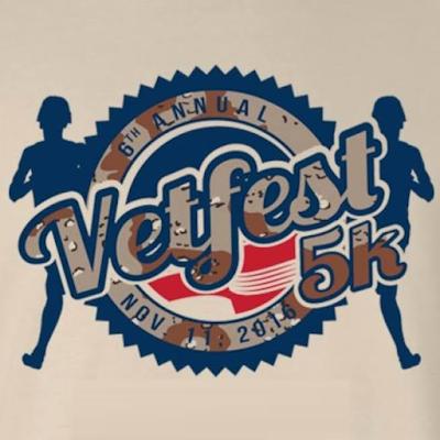 VetFest 5K logo