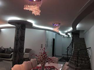 فيلا للبيع جنوب الاكاديمية هاى سوبر لوكس التجمع الخامس القاهرة الجديدة Villa for sale in South Academy,
