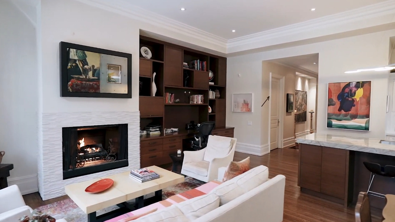 Luxury Home Interior Design Tour vs. 88 South Drive, Toronto, Ontario - Sotheby's International Realty Canada