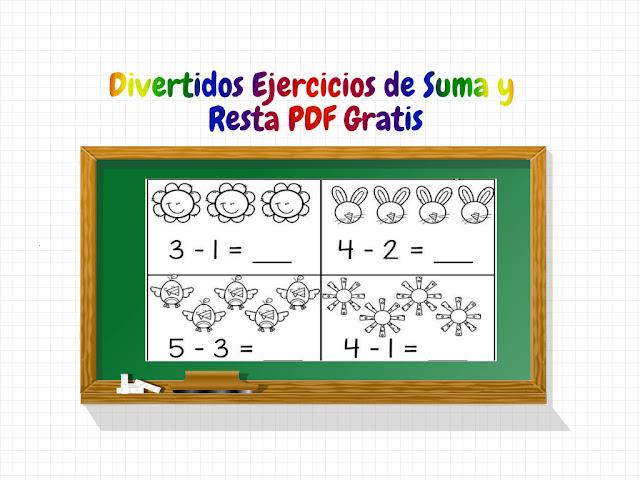 preescolar,primaria,aprender,sumar,restar