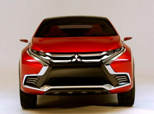2017 Mitsubishi ASX Facelift Release