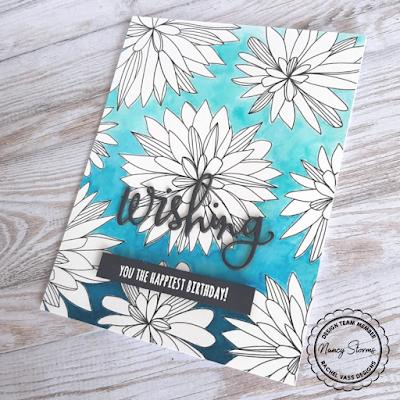 Rachel Vass Designs - Bountiful Blooms