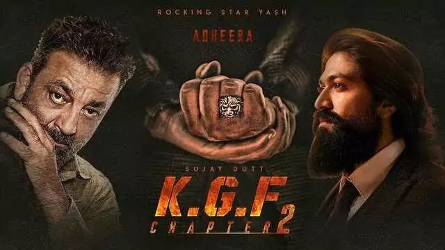 KGF Chapter 2 Full Movie Story Cast Watch Download Online Free