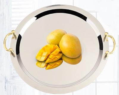 khay buffet tròn
