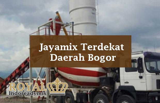 Jayamix Terdekat di Jonggol