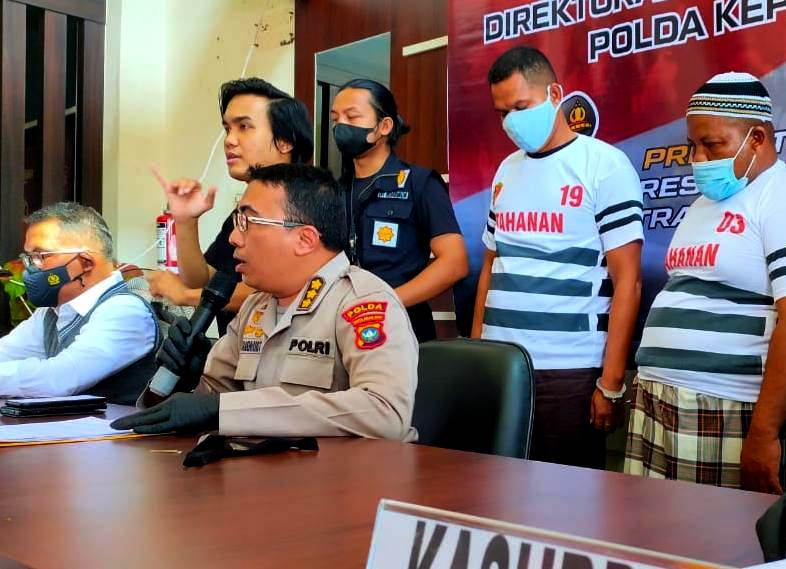 Puluhan PMI Ilegal Asal Lombok Berhasil Diselamatkan Polda Kepri, Ini Modusnya