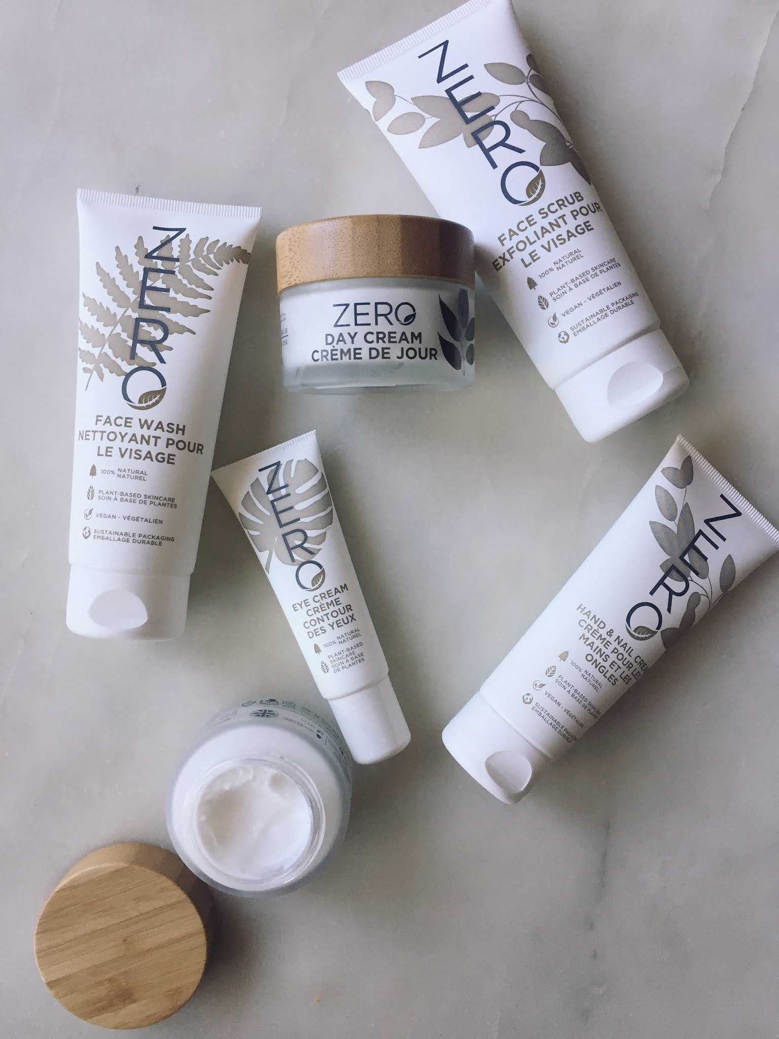 ZERO Skincare: A quick review
