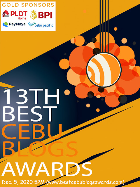 Best Cebu Blogs Awards 2020