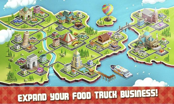 Food Truck Chef Mod Apk for Android