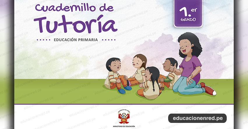 MINEDU: Cuadernillo de Tutoría Primer Grado Educación Primaria 2019 (.PDF) www.minedu.gob.pe