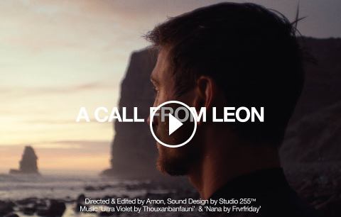 A CALL FROM LEON